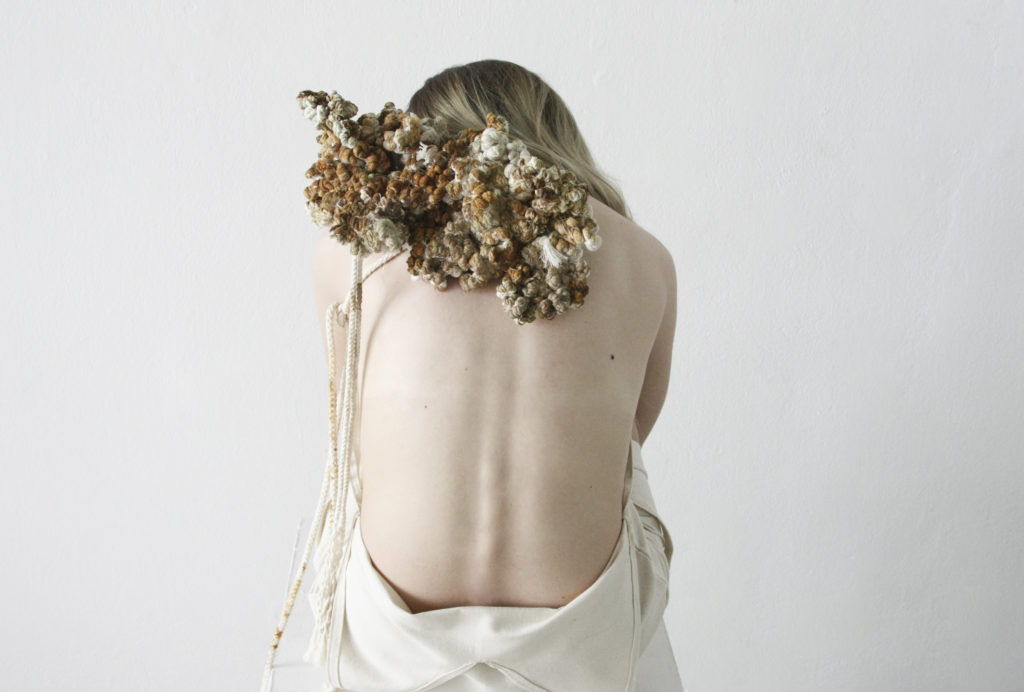 Ornica . ph : Jana Vaterkova, model : Monika Mandač