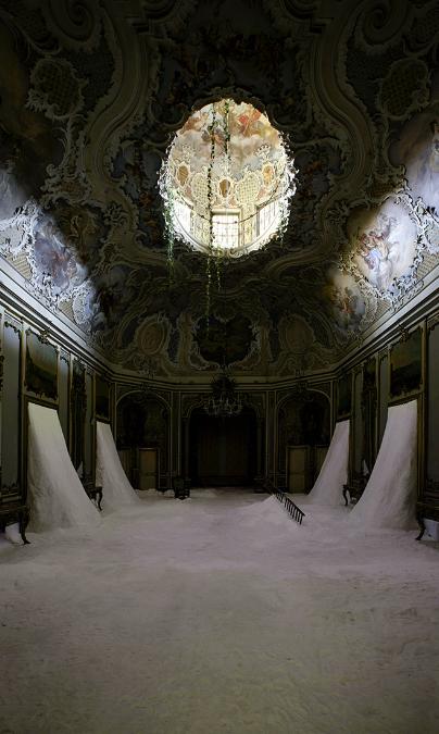 Gian Maria Tosatti, Il mio cuore è vuoto come uno specchio - episodio di Catania, 2018